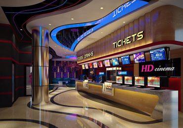 Điểm hẹn riêng tư tại rạp phim HD Cinema chi nhánh Long Khánh