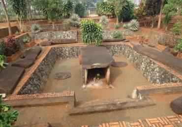 Di tích khảo cổ Mộ Cự thạch Hàng Gòn ở Long Khánh