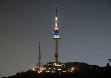 Tháp Namsan Seoul – biểu tượng của tình yêu vĩnh hằng