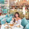 Những quán trà sống ảo siêu xinh ở Sài Gòn dịp Tết