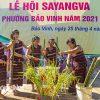 Lễ hội Sayangva P.Bảo Vinh, TP.Long Khánh
